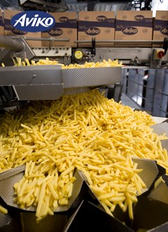 Aviko potatoes right - Fries sorter